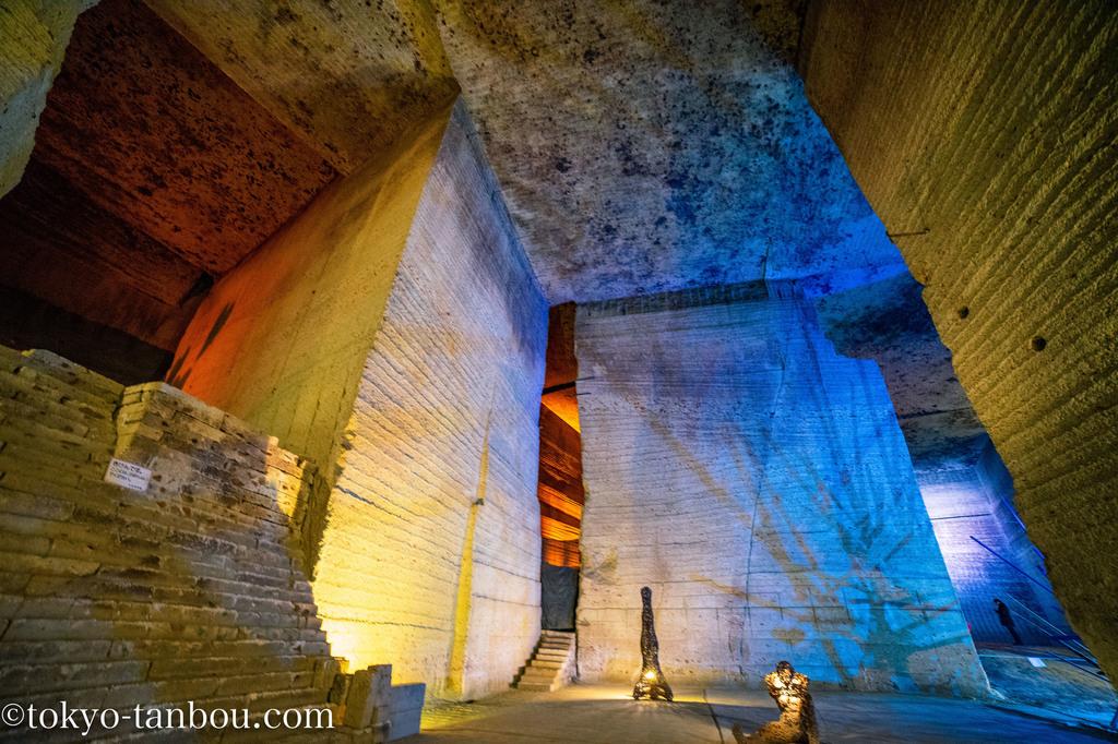 栃木県の観光スポット 大谷資料館 画像